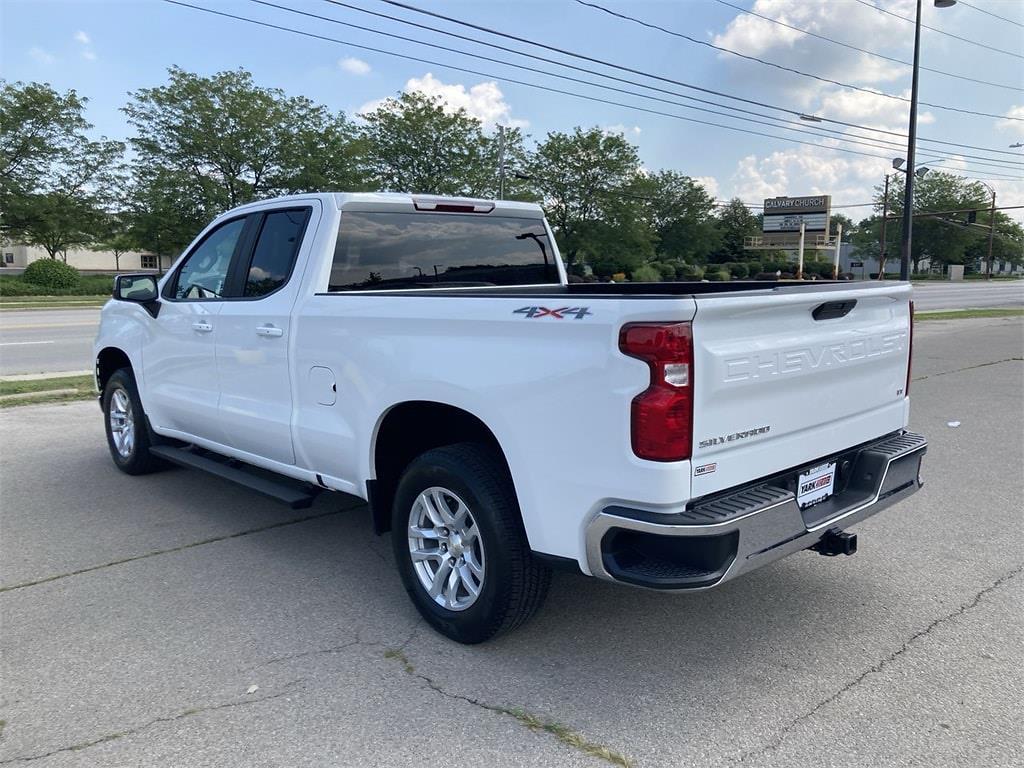 2019 Silverado 1500 Double Cab 4x4,  Pickup #WP5090 - photo 8