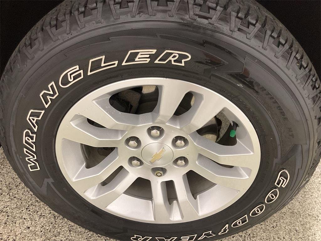 2018 Silverado 1500 Double Cab 4x4,  Pickup #WP5125 - photo 12