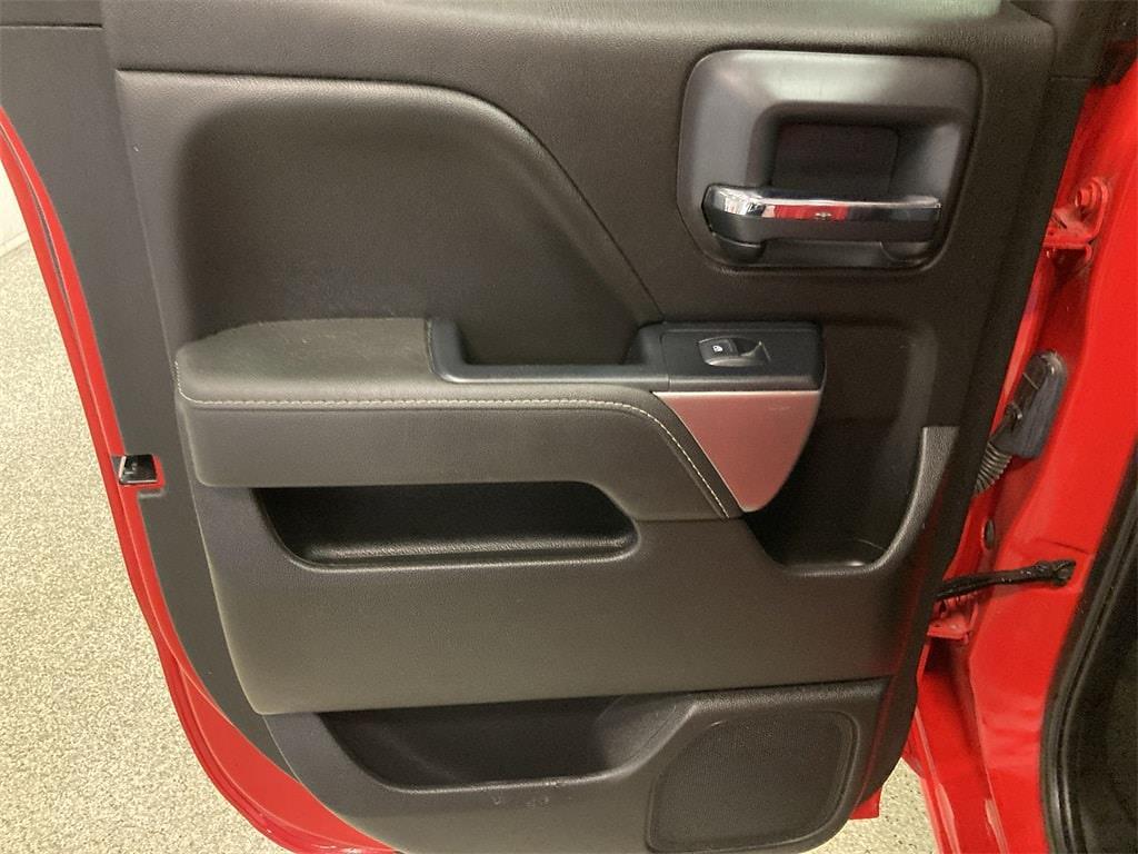 2018 Silverado 1500 Double Cab 4x4,  Pickup #WP5125 - photo 22