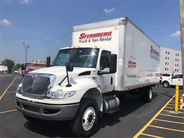 2020 International MV 4x2, Supreme Dry Freight #26881 - photo 1