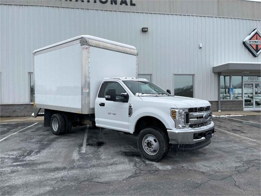 2019 Ford F-350 Regular Cab DRW 4x4, Dry Freight #EW-3301 - photo 1