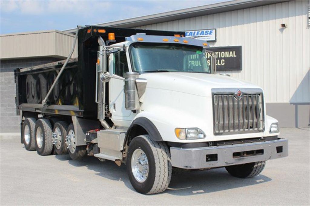 2015 International Truck 6x4, Landscape Dump #EW-3358 - photo 1