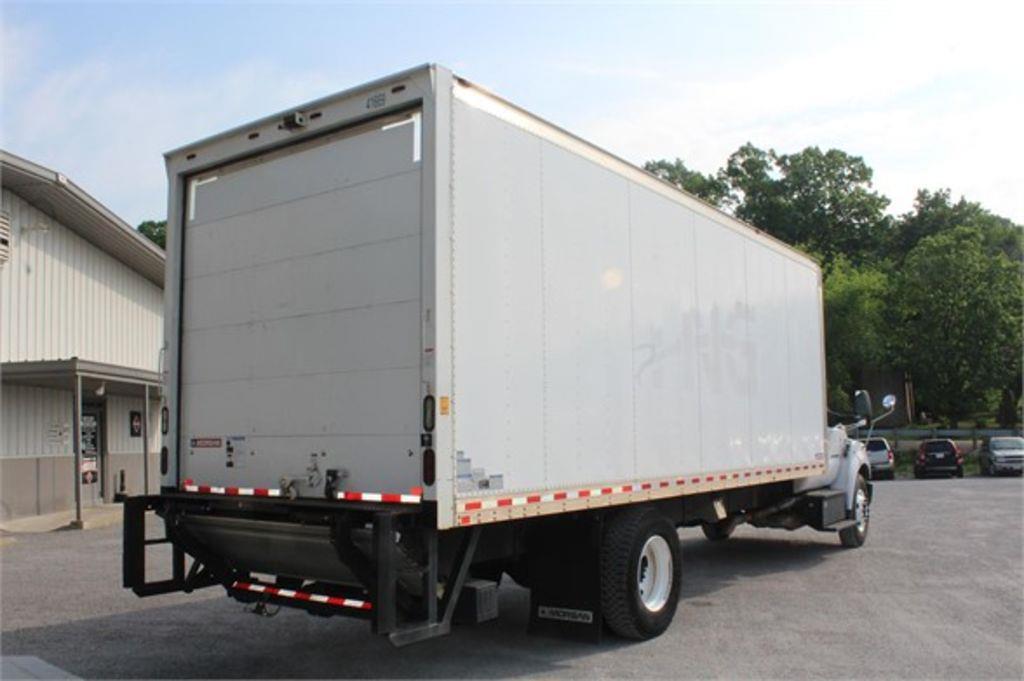 2017 Ford F-650 Regular Cab 4x2, Morgan Dry Freight #EW-3359 - photo 1