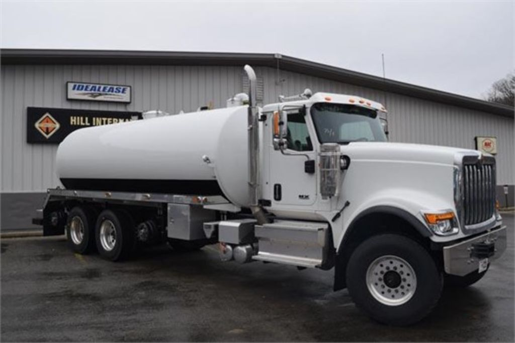 2019 International HX 6x4, Pik Rite Water Truck #PN-19078-V - photo 1