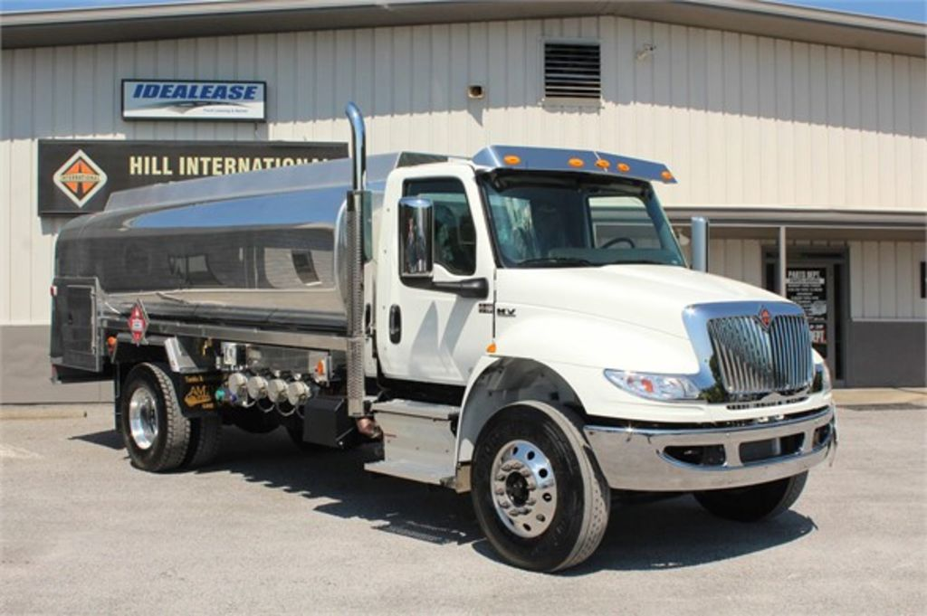 2021 International MV 4x2, AMTHOR International Water Truck #PN-21052 - photo 1
