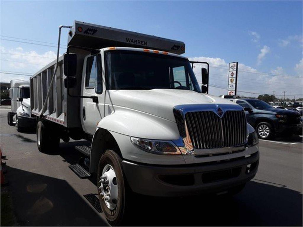 2018 International DuraStar 4300 4x2, Dump Body #PW-419 - photo 1