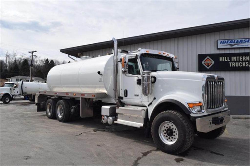 2019 International HX 6x4, J&J Truck Equipment Water Truck #PN-19074-S - photo 1