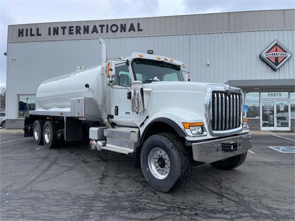 2019 International HX 6x4, ITI Water Truck #PN-19084 - photo 1