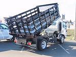 2020 LCF 5500XD Regular Cab DRW 4x2, 12' Platform Stake Side Dump Bed #12204310 - photo 2