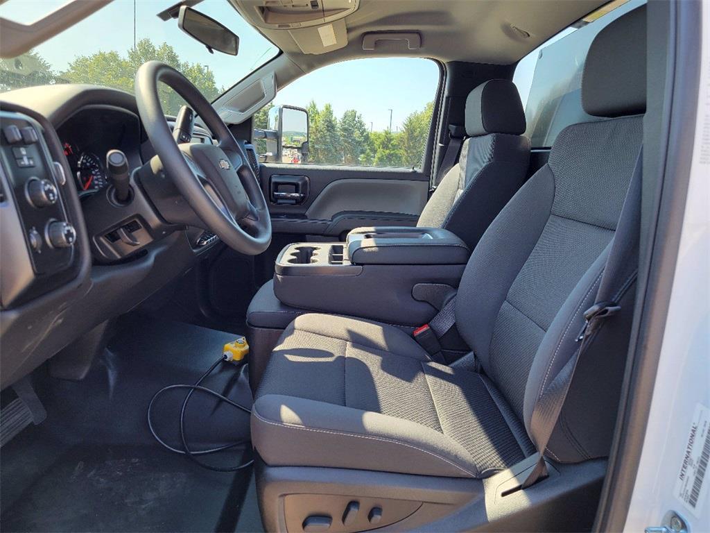 2021 Silverado 5500 Regular Cab DRW 4x4, Dump Truck #12212610 - photo 10