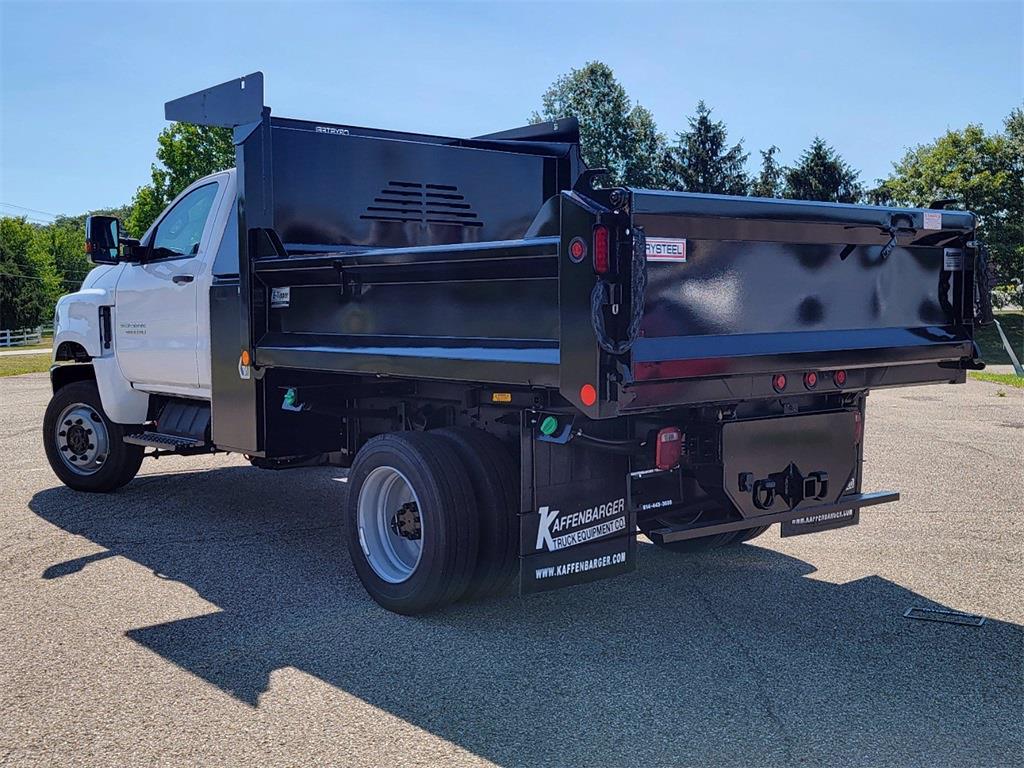 2021 Silverado 5500 Regular Cab DRW 4x4, Dump Truck #12212610 - photo 2