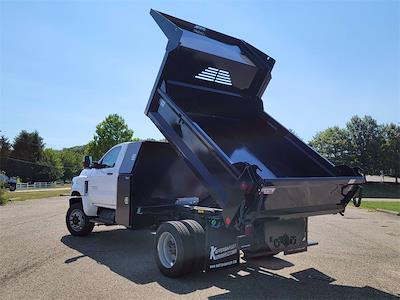 2021 Silverado 5500 Regular Cab DRW 4x4, Dump Truck #12212610 - photo 15