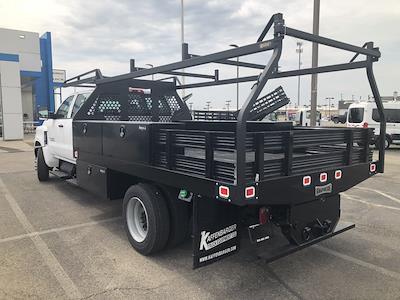 2021 Silverado 5500 Crew Cab DRW 4x2, 12' Platform Rack It Contractor Pkg #12212630 - photo 2