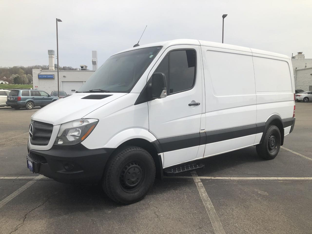 2016 Mercedes-Benz Sprinter 2500 4x2, Cargo Van #15601100 - photo 1