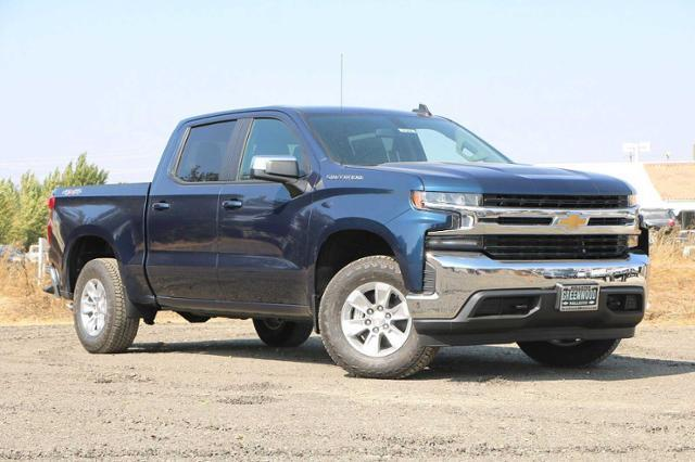 2020 Chevrolet Silverado 1500 Crew Cab 4x4, Pickup #23206 - photo 1
