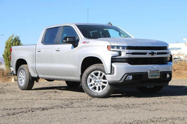 2020 Chevrolet Silverado 1500 Crew Cab 4x4, Pickup #23237 - photo 1
