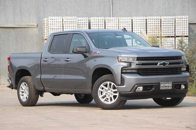 2020 Chevrolet Silverado 1500 Crew Cab 4x4, Pickup #23258 - photo 1
