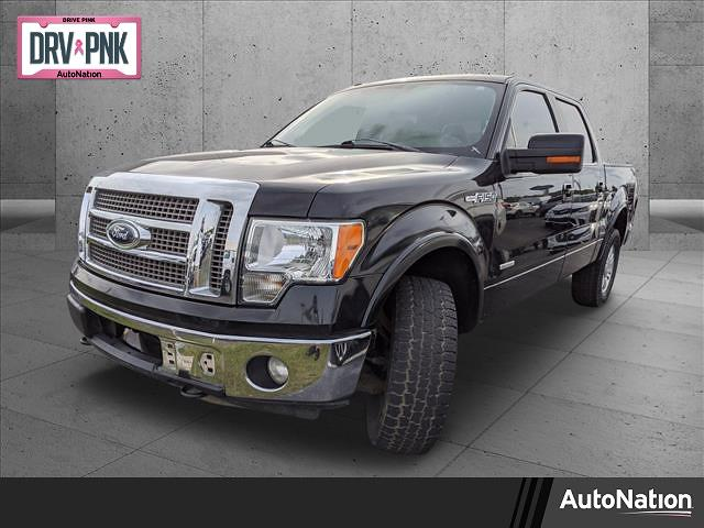 2012 Ford F-150 Super Cab 4x4, Pickup #CKD46861 - photo 1