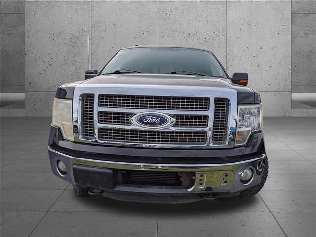 2012 Ford F-150 Super Cab 4x4, Pickup #CKD46861 - photo 4
