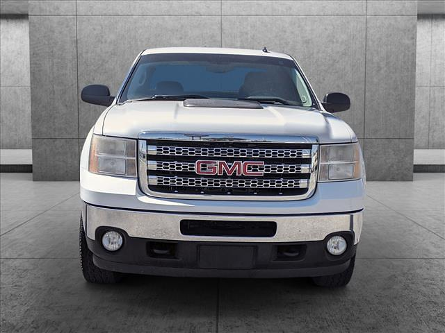 2013 GMC Sierra 2500 Double Cab 4x2, Pickup #DZ286524 - photo 2