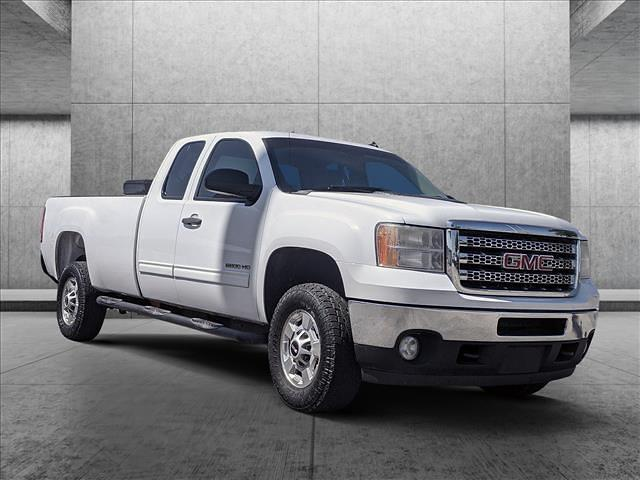 2013 GMC Sierra 2500 Double Cab 4x2, Pickup #DZ286524 - photo 3
