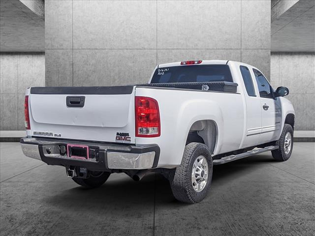 2013 GMC Sierra 2500 Double Cab 4x2, Pickup #DZ286524 - photo 5