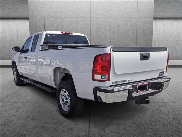 2013 GMC Sierra 2500 Double Cab 4x2, Pickup #DZ286524 - photo 8