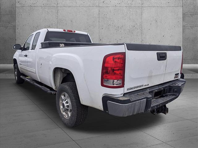 2013 GMC Sierra 2500 Double Cab 4x2, Pickup #DZ286524 - photo 9