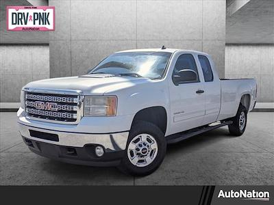2013 GMC Sierra 2500 Double Cab 4x2, Pickup #DZ286524 - photo 1
