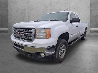 2013 GMC Sierra 2500 Double Cab 4x2, Pickup #DZ286524 - photo 14