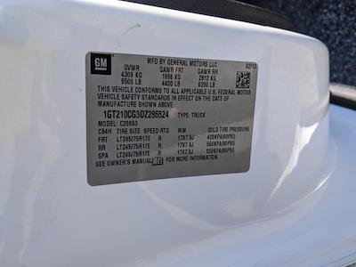 2013 Sierra 2500 Double Cab 4x2,  Pickup #DZ286524 - photo 32