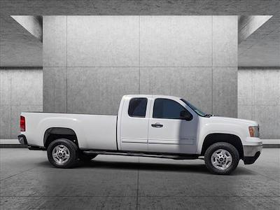 2013 GMC Sierra 2500 Double Cab 4x2, Pickup #DZ286524 - photo 4