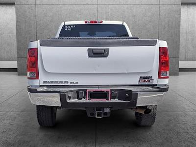 2013 GMC Sierra 2500 Double Cab 4x2, Pickup #DZ286524 - photo 6