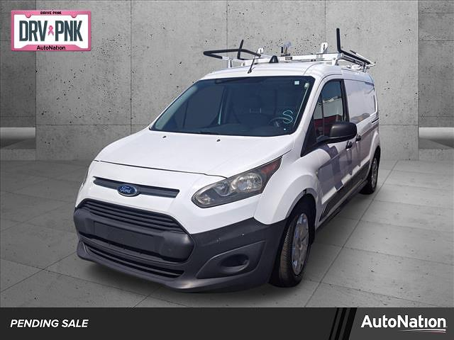 2014 Ford Transit Connect, Upfitted Cargo Van #E1170744 - photo 1