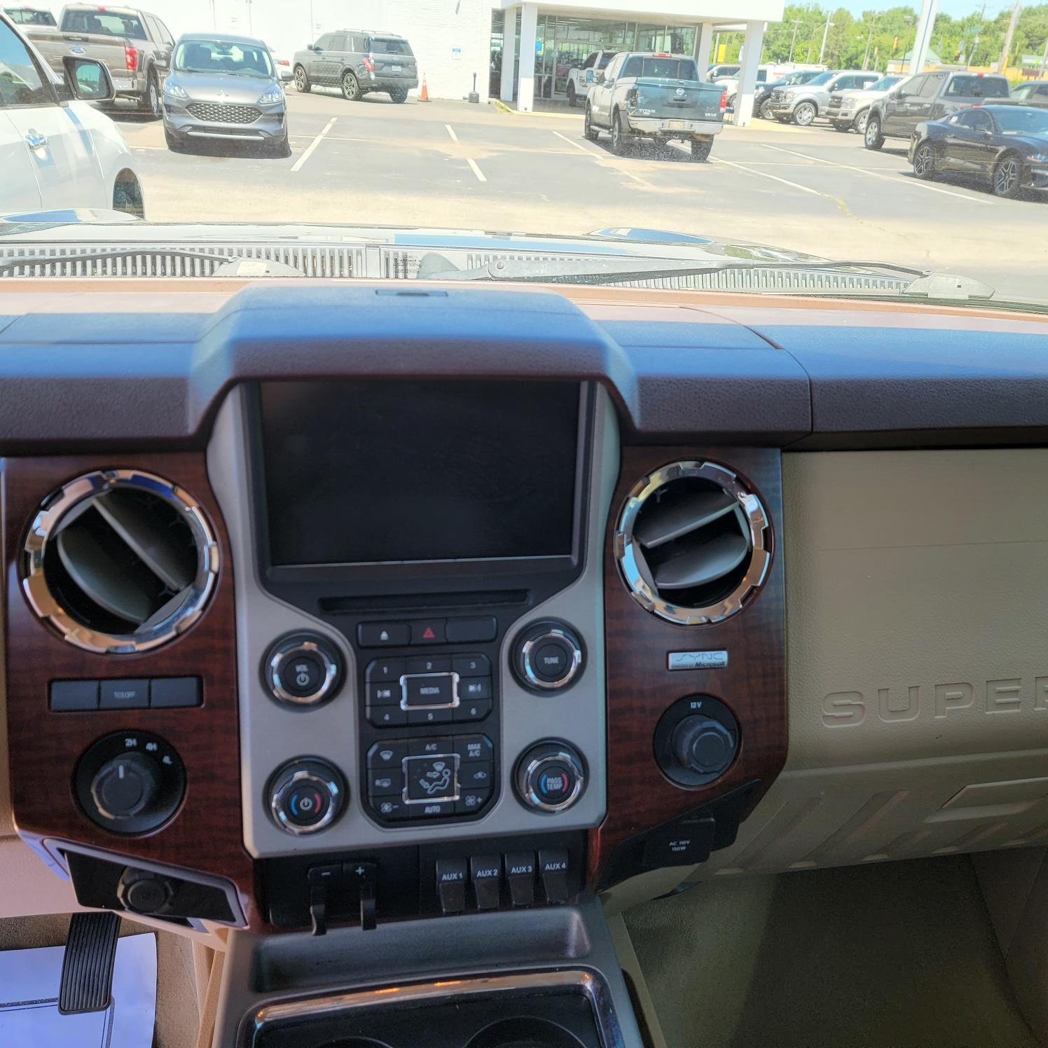 2014 Ford F-450 Crew Cab DRW 4x4, 8' Knapheide service body #EEA76578 - photo 24