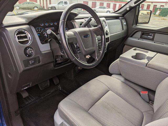 2014 Ford F-150 SuperCrew Cab 4x4, Pickup #EFA41389 - photo 10