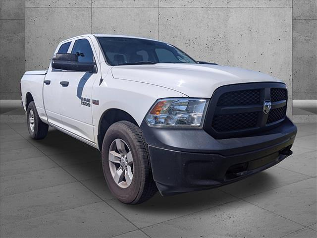 2014 Ram 1500 Quad Cab 4x4, Pickup #ES439055 - photo 14