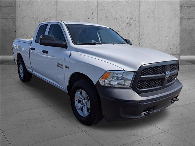 2014 Ram 1500 Quad Cab 4x4, Pickup #ES439055 - photo 5