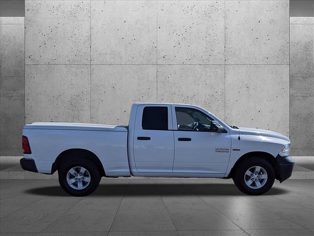 2014 Ram 1500 Quad Cab 4x4, Pickup #ES439055 - photo 6