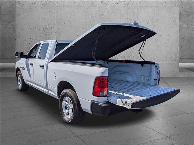 2014 Ram 1500 Quad Cab 4x4, Pickup #ES439055 - photo 2
