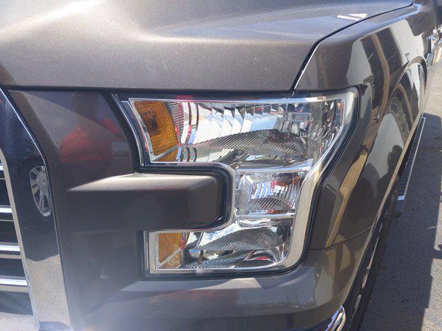 2015 Ford F-150 SuperCrew Cab 4x2, Pickup #FFB87294 - photo 10
