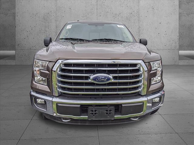 2015 Ford F-150 SuperCrew Cab 4x4, Pickup #FFB92324 - photo 12