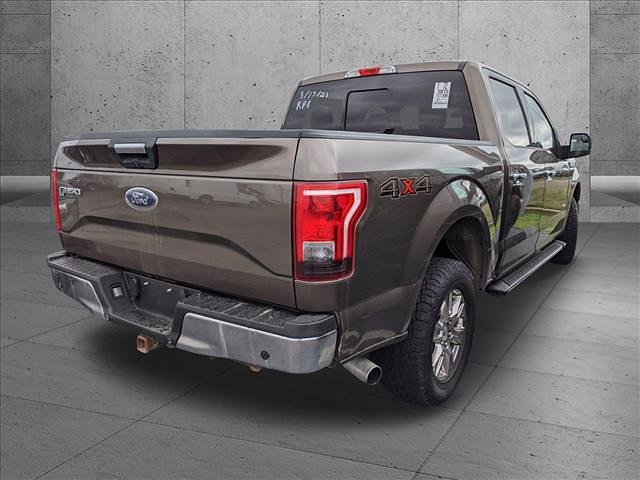 2015 Ford F-150 SuperCrew Cab 4x4, Pickup #FFB92324 - photo 14