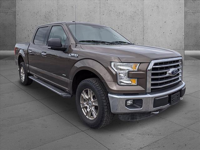 2015 Ford F-150 SuperCrew Cab 4x4, Pickup #FFB92324 - photo 4