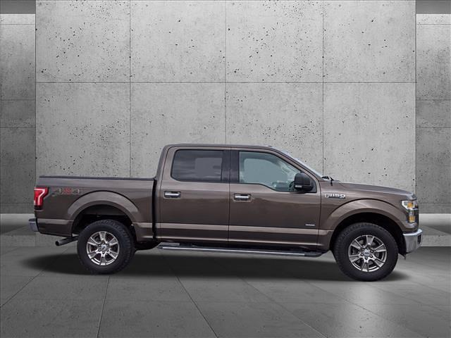 2015 Ford F-150 SuperCrew Cab 4x4, Pickup #FFB92324 - photo 5