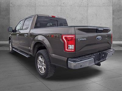 2015 Ford F-150 SuperCrew Cab 4x4, Pickup #FFB92324 - photo 9