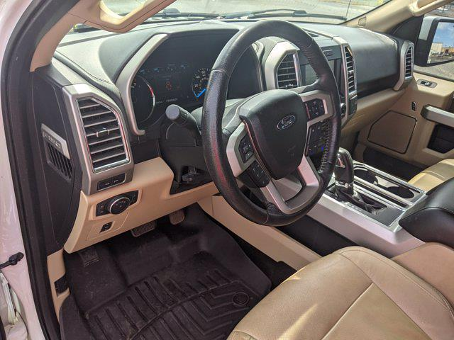 2015 Ford F-150 SuperCrew Cab 4x4, Pickup #FFC03613 - photo 10