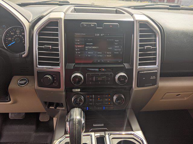 2015 Ford F-150 SuperCrew Cab 4x4, Pickup #FFC03613 - photo 19