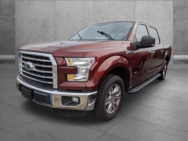 2015 Ford F-150 SuperCrew Cab 4x2, Pickup #FKE72859 - photo 1