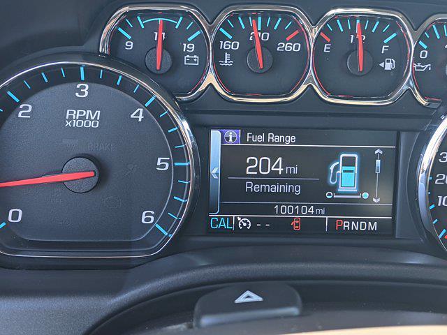 2016 Chevrolet Silverado 1500 Crew Cab 4x4, Pickup #GG211407 - photo 12